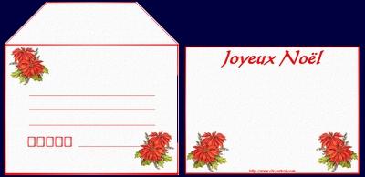 Cartes Et Enveloppes à Imprimer Noel Fete Des Meres Fleurs Saint