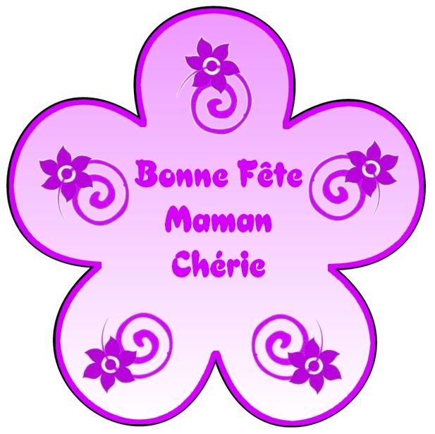 etiquette-maman-fleur violette