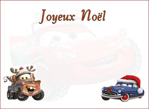 carte-noel-imprimer-cars