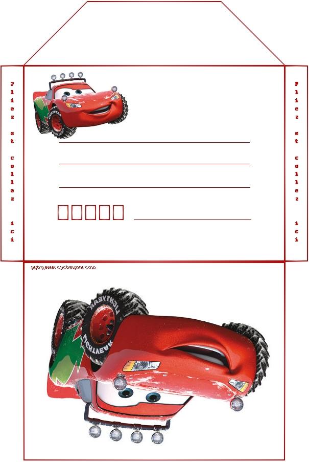 enveloppe-noel-imprimer-cars