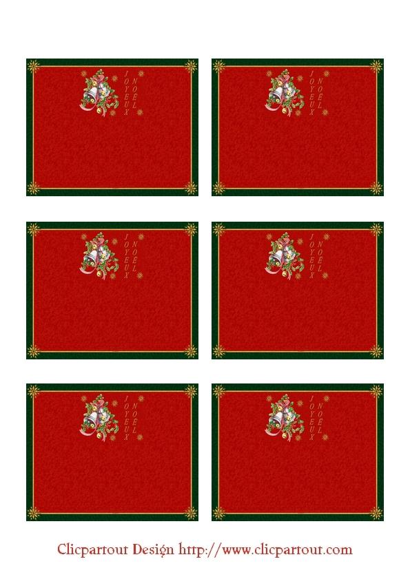 etiquettes-cadeaux-imprimer-rouge-vert-noel